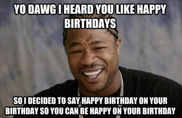 100 Hilarious Funny Birthday Memes Images Of 2020
