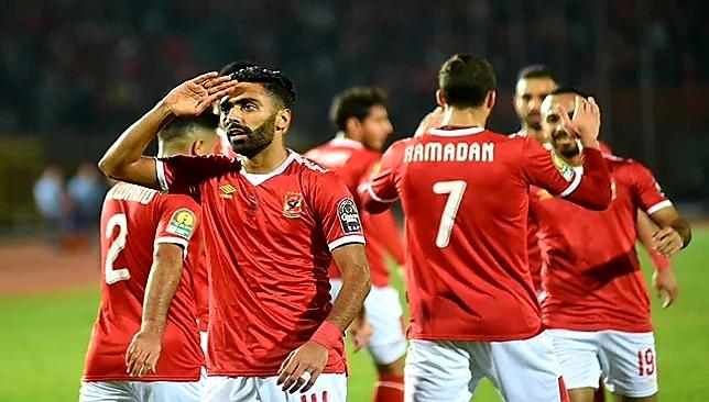 اهداف مباراة الاهلي والهلال السوداني 2-0 تألق رمضان صبحي _ مباراة مجنونة