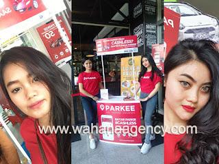 spg event bandung, agency spg bandung, usher bandung, wahana agency bandung, spg event parkee