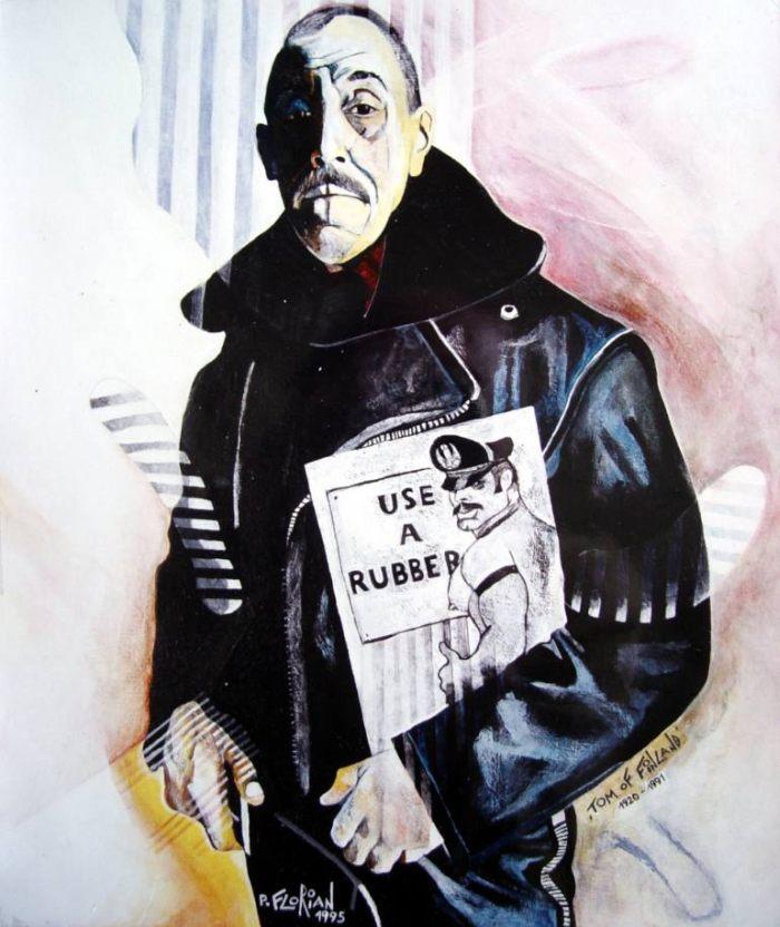 Австрийский художник. Peter Florian