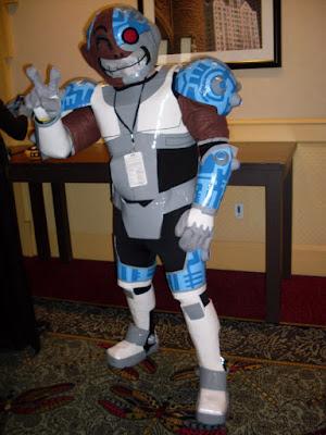 teen titas cyborg