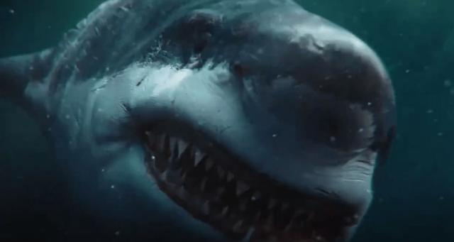 Tubarões assassinos, que sofreram mutação pela poluição, atacam em novo trailer do terror; Assista