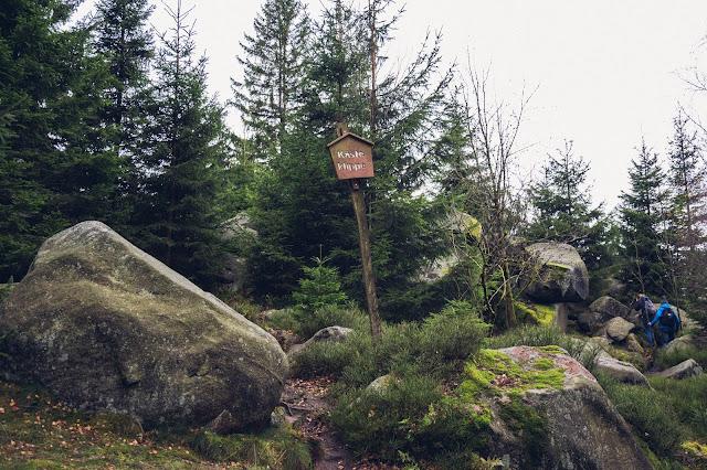 Kästeklippentour Bad Harzburg  Premiumwanderung Harz  Wandern-Harz 11