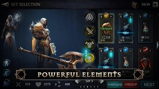Blade Bound Screenshot