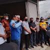 Aspar Nasir :  Pasar Tanjung Bajure Dipindahkan ke Tanah Kampung Itu Tidak Benar