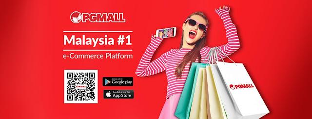 PG Mall Online Mall Malaysia E-Commerce