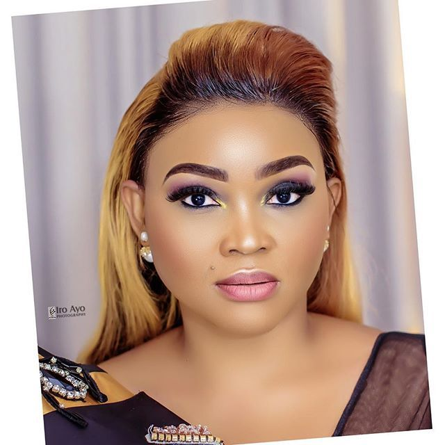 Mercy Aigbe Gorgeous In New Photos