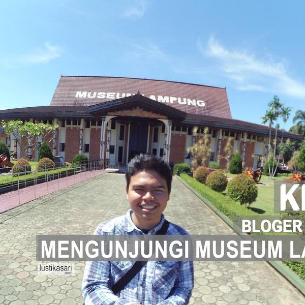 Bloger Nirbudaya: Mengunjungi Museum Lampung