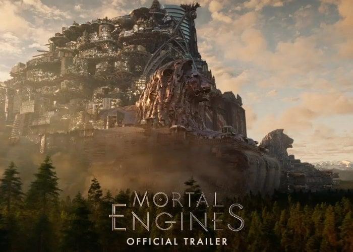 Cỗ Máy Tử Thần - Mortal Engines (2018)