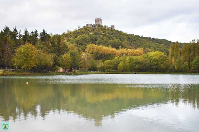 Castillo de Puivert, Francia