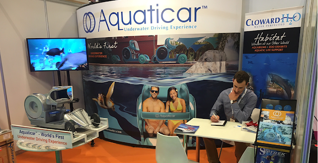 DEAL Show Dubai Aquaticar