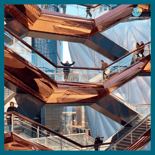 Tips for Visiting the Vessel at Hudson Yards