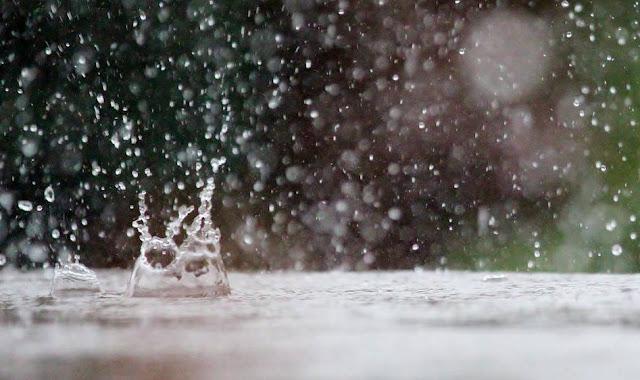 filosofi hujan tentang kehidupan