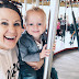 Hogle Zoo with Baby Drew!