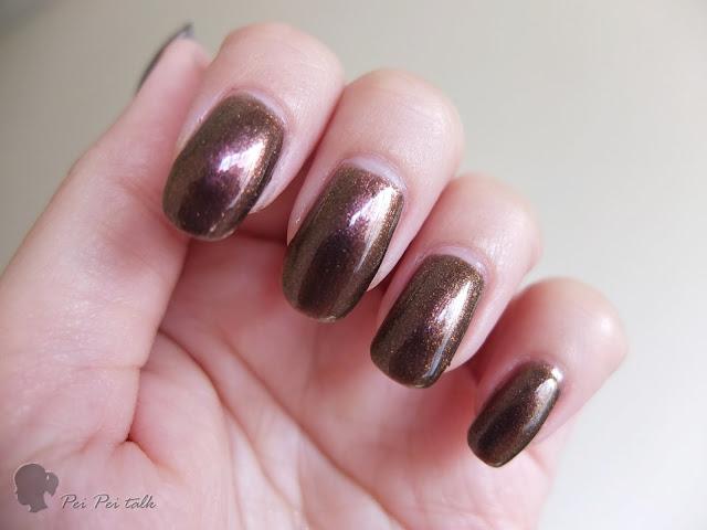 UNT指甲油-指甲彩-KA020-跟踪狂心理-試色