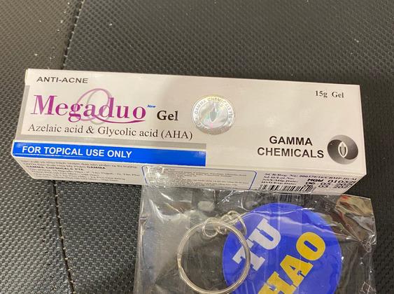 Megaduo không đến từ thương hiệu nổi tiếng nào cả, đây là sản phẩm của công ty hóa mỹ phẩm Gamma - Việt Nam