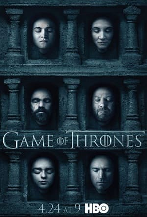 Game of Thrones - 6ª Temporada Torrent torrent download capa