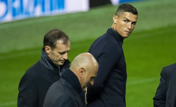 Ronaldo agrees Man City move, Juventus offered swap deal