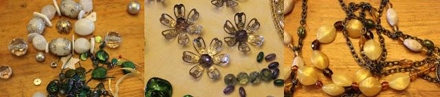 refashioning broken jewellery