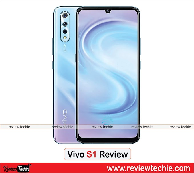 Vivo S1 Review: Made For Design and Selfies