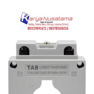 Jual Current Transformator Merk TAB 500/5 A di Medan