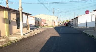 Prefeitura de Jaguarari inicia obra de pavimentação em mais uma rua no Distrito de Pilar