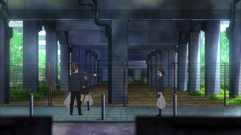Hall of Anime Fame: First Impressions: Kokoro Connect Ep 2
