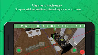 Planner 5D Mod Apk v1.23.14 (Premium, Unlocked All Items) Alignment