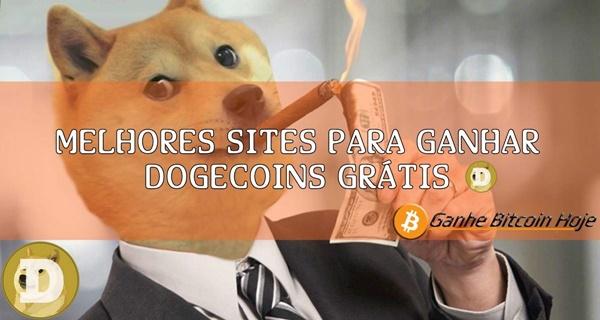 Ranking: Os melhores sites para ganhar Dogecoin grátis