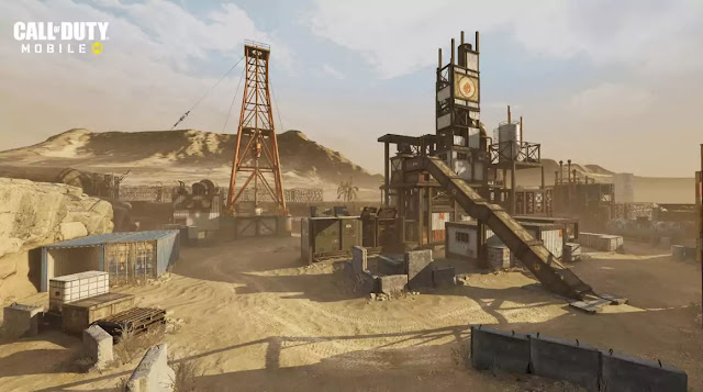 apkpure call of duty mobile Rust Map