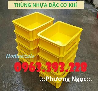 Thùng nhựa đặc B7, hộp nhựa đựng linh kiện 00e8367f649986c7df88