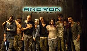 Andron (2015) Hollywood Action