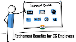 Retirement Benefits for Central Government Employees