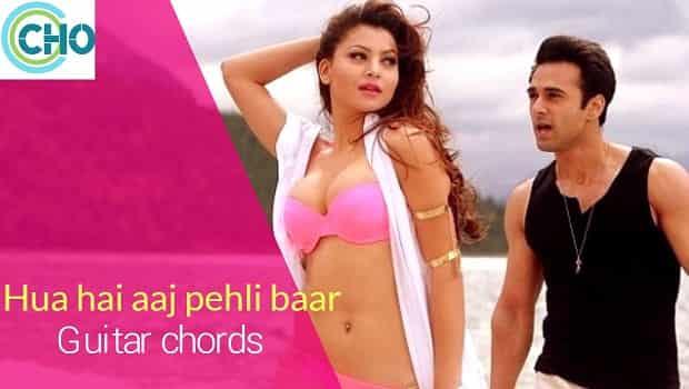 HUA HAI AAJ PEHLI BAAR guitar chords Accurate | Armaan Malik | Sanam re