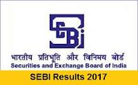 SEBI Results 2017