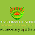 Happy Convent School recruitment of T.G.T/P.R.T :2019
