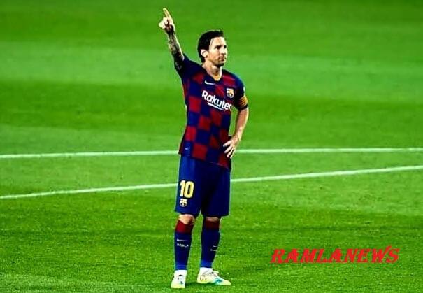 ميسي يرحل عن برشلونة...ليروي ساني إلى البافاري...حكيمي إلى إنترميلان