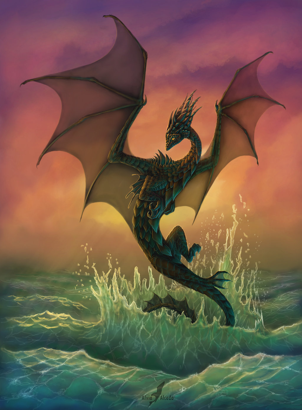 """The Big Study: """"DRAGON"""": A Mass of Confusion, part last."""