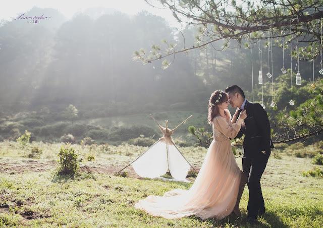 studio chụp hình cưới đẹp tại đà lạt