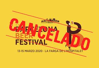Suspendido el Barcelona Beer Festival