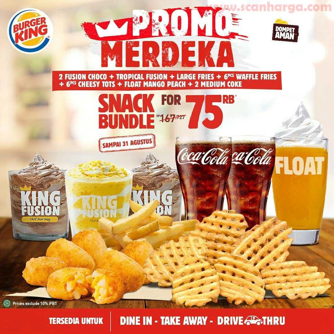 Burger King Promo Merdeka Periode 13 - 31 Agustus 2020 4