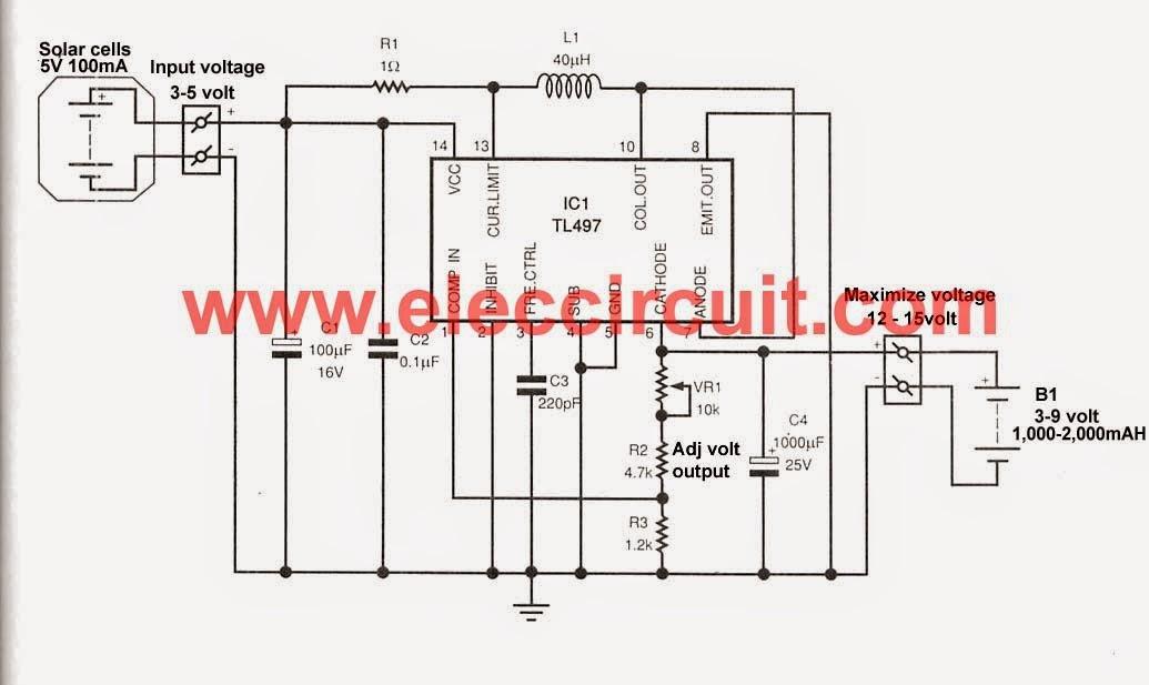 Aa Battery Diagram Wiring Diagram