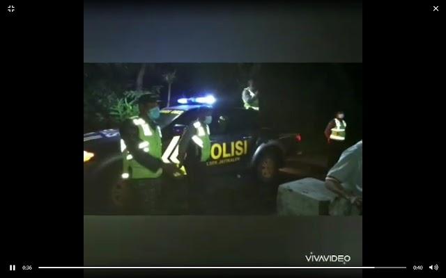 Vidio : Kepedulian Polsek Jatikalen Atas Keselamatan Warga Agar Tidak Tertular Corona