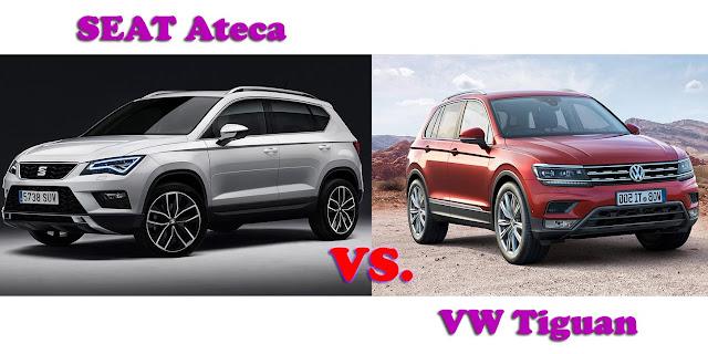Seat Ateca mı Volkswagen Tiguan mı
