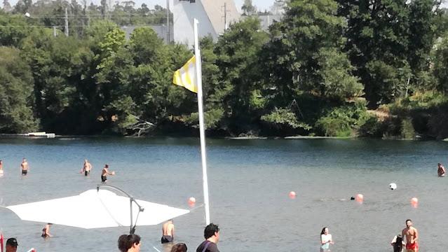Bandeira de Lotação da Praia do Faial