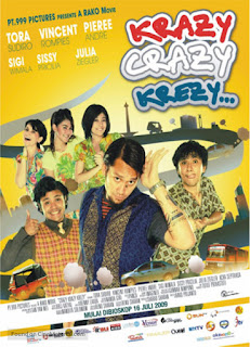 Download Film Krazy Crazy Krezy… (2009)