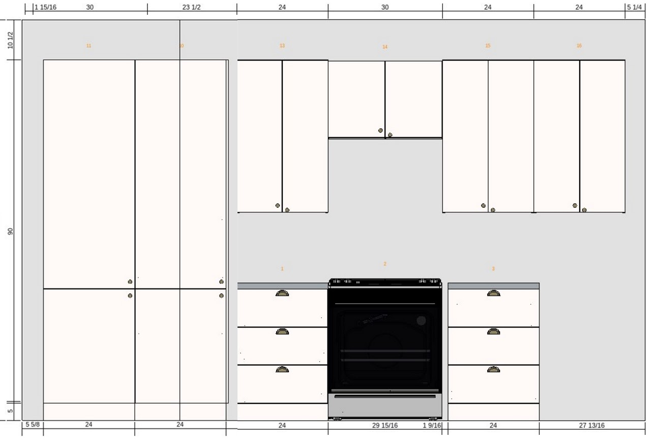 Kitchen Design Software B Andq Kitchen Design Board 43 Floor Plans