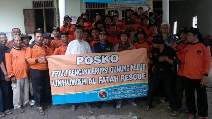 SAR AL-FATAH Surabaya Kirim Relawan ke Gunung Kelud