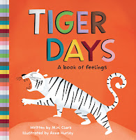 tiger days by m.h. clark, illustrated by anna hurley
