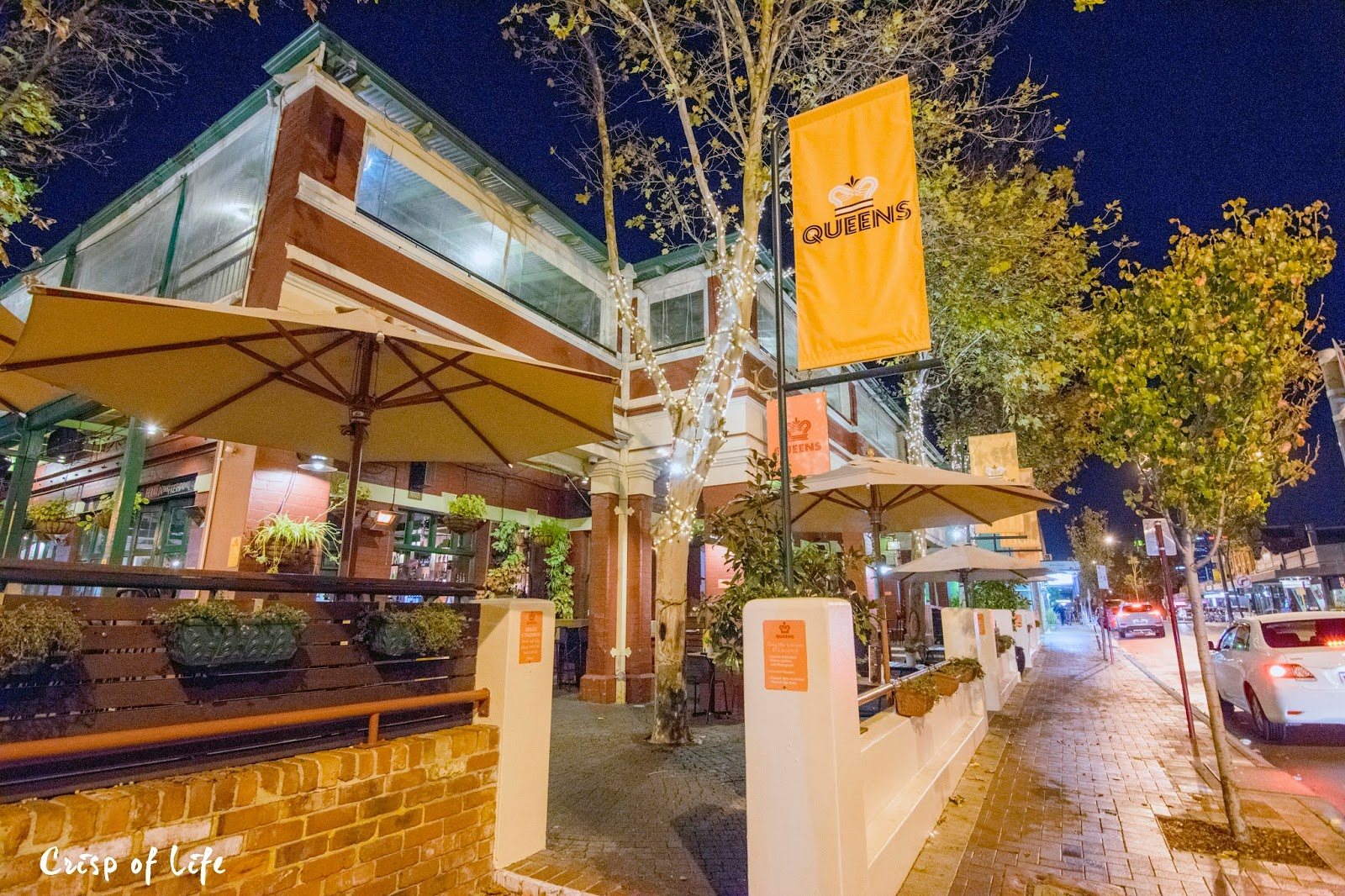 Queens Tavern Perth